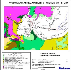 Victoria Channel Authority - Wilson Spit Study